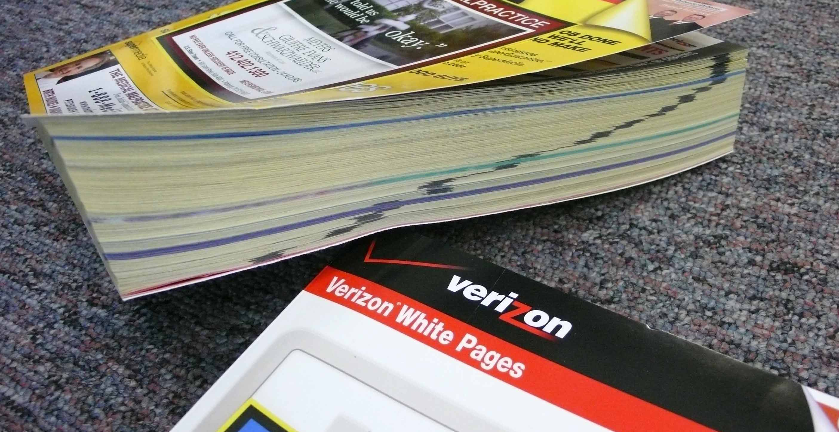 Are Phone Book Listings Worth It?